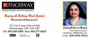 Zainab Rose Raza (Real Estate Broker)