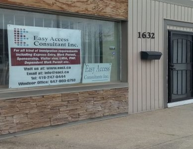 Easy Access Consultants Inc. Now in Windsor, Ontario