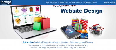 Indigo Web Design