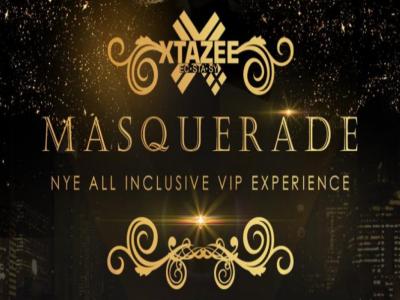 MASQUERADE NEW YEARS EVE - ALL INCLUSIVE VIP
