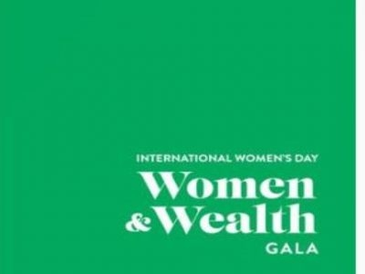 2020 International Women's Day Women & Wealth Gala - Calgary
